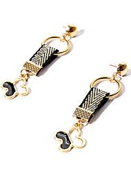 Drop Earrings Hoop Earrings JewelryBasic Unique Design Movie Jewelry Euramerican Handmade Vintage Personalized Hypoallergenic British