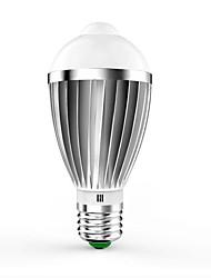 7W E26/E27 Lampadine LED smart G60 14 SMD 5630 650 lm Bianco caldo Luce fredda Sensore Decorativo V 1 pezzo