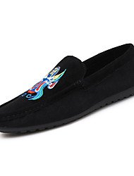 Men's Loafers & Slip-Ons Comfort Microfibre Spring SummerGraduation Office/Career Thank You Gift Casual Outdoor clothing First Communion