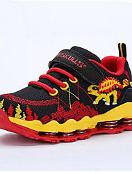 Boys Breathable Sneakers Boys Mesh Shoes Kids Shoes Sport 3D Dinosaur Functional Fall Shoes