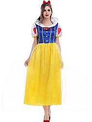 Costumes de Cosplay Princesse Conte de Fée Fête / Célébration Déguisement d'Halloween Robe Halloween Noël Carnaval Nouvel an Femme