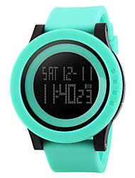SKMEI 1142  Men's Woman Watch Outdoor Sports Multi - Function Watch Waterproof Sports Electronic Watches 50 Meters Waterproof
