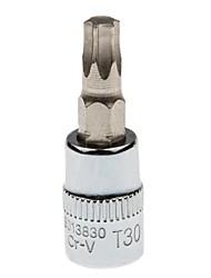 Le bouclier en acier série 6.3 mm de manchon en spirale fantaisie t30 / 1