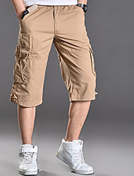Homme simple Taille Normale strenchy Short Pantalon,Ample