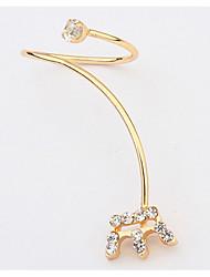 Euramerican Fashion Personalized  Rhinestone Crown Rings Women's Halloween Party Rings Movie Jewelry