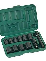 Stern 12 Zoll 12.5mm Reihe pneumatischer Hülsensatz / 1 Satz