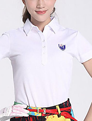 Short Sleeve Golf Tops