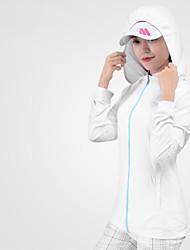Femme Manches Longues Golf Survêtement Anti UV Golf