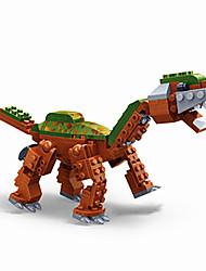 Конструкторы Для получения подарка Конструкторы Динозавр Пластик 2-4 года 3-6 лет Игрушки