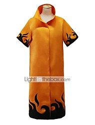 Inspired by Naruto Rise Kujikawa Anime Cosplay Costumes Cosplay Tops/Bottoms Fashion Short Sleeve Top For N/A