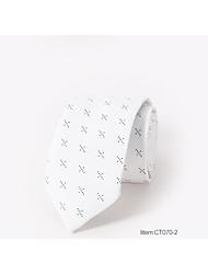 Han edition tie men skinny fashion leisure business suit cotton clothing accessories tie
