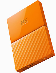 WD   WDBYNN0010BBL-CESN New My Passport 1TB 2.5 inch Mobile Hard Disk