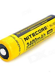1pcs nitecore nl1834 3400mAh 3.7v 12.6wh 18650 литий-ионный аккумулятор