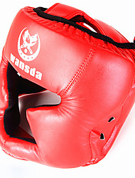 Headgear for Taekwondo Boxing Unisex Sports PU (Polyurethane)