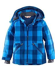 Hombre Mujer Niño Chaqueta de lana para senderismo Casual Un Cierre para Casual Deportes de Nieve Otoño Invierno 120 130 110 140 150
