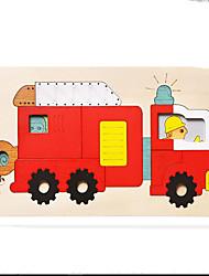 Puzzles Puzzle Blocs de Construction Jouets DIY