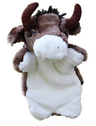 Dolls Bull Plush Fabric