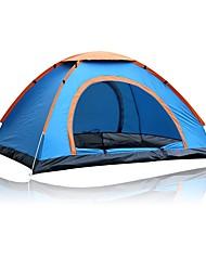 3-4 Pessoas Tenda Único Tenda Automática Um Quarto Barraca de acampamentoCampismo Viajar