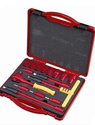 SATA 16 10mm sarjan VDE eristys hylsysarjojen / 1 sarjaa