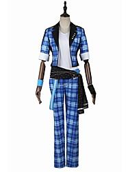 Inspirado por Fantasias Fantasias Vídeo Jogo Fantasias de Cosplay Ternos de Cosplay FashionOther Camisa Blusa Calças Luvas Cinto Mais