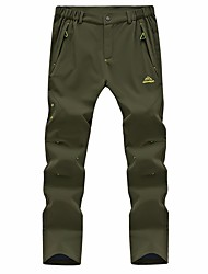 Hombre Mujer Pantalones para senderismo Pantalones/Sobrepantalón para Deportes de Nieve S M L XL
