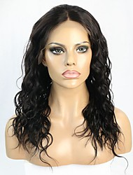Popular Middle Part Deep Body Wave Human Hair Lace front Wig