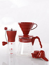 HARIO home V60 Drip Filter Hand Coffee Pot Set