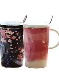 Casual Artigos para Bebida, 400 Suco Leite Copos Xícaras de Chá