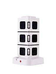 Disney Vertical Socket British Standard 12-Bit with USB Plug