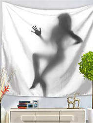 Décoration murale Polyester/Polyamide Art mural,1