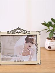 Plastic Handicraft Picture Frame Creative Fine 6 Inch