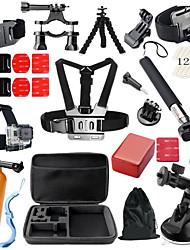 На открытом воздухе Складной Для Все Xiaomi Camera Gopro 5 Спорт DV SJCAM SJ4000Велосипедный спорт/Велоспорт Универсальный