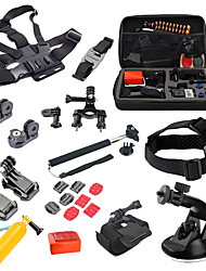 Sports Action Camera Tripod Case/Bags Multi-function Foldable Adjustable All in One Convenient ForAll Gopro Xiaomi Camera Gopro 4 Session