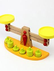 Blocos de Construir para presente Blocos de Construir Madeira 2 a 4 Anos Brinquedos