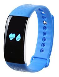 ritmo cardíaco de oxígeno k1 pulsera inteligencia IP65 resistente al agua de mensajes de texto de teléfono para recordar el movimiento