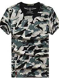 Homme Tee-shirt Autres Séchage rapide Eté