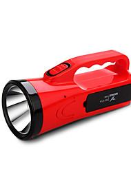 YAGE Lampes Torches LED LED Lumens 2 Mode LED Autre Intensité Réglable Rechargeable Taille Compacte UrgenceCamping/Randonnée/Spéléologie