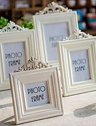 Classic Theme Wood Photo Frames
