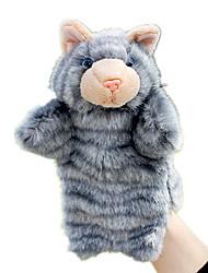 Куклы Кошка Плюшевая ткань