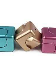 Cube dice box square EDC fingers gyro spiral decompression toy