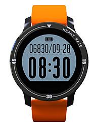 Smart Uhr Smart-ArmbandWasserdicht Long Standby Verbrannte Kalorien Schrittzähler Übungs Tabelle Sport Herzschlagmonitor Touchscreen