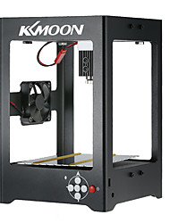 KKmoon K2 1000mW High Speed Miniature Laser Engraving Machine Print Engraver Carver Automatic DIY Carving Off-line Operation