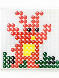 Sets zum Selbermachen Bildungsspielsachen Holzpuzzle Kunst & Malspielzeug Quadratisch 6 Jahre alt und höher