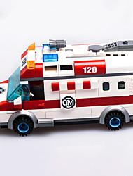 Quebra-Cabeça para presente Blocos de Construir 5 a 7 Anos Brinquedos