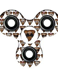 Spinners de mão Mão Spinner Brinquedos Tri-Spinner ABS EDC Brinquedos Criativos & Pegadinhas
