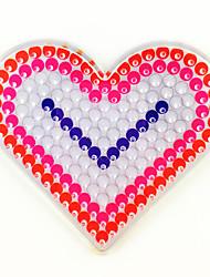 Sets zum Selbermachen Bildungsspielsachen Holzpuzzle Kunst & Malspielzeug Herzförmig Schmetterling 6 Jahre alt und höher