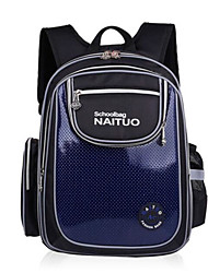 Kids Kids' Bags PVC All Seasons Baguette Zipper Navy Blue Ruby Blue