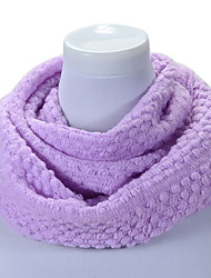 Infinity Scarf Women's Korea Scarves Shawl Winter Lady's Bohemia Valentine Christmas Gift Lovers Neck Warmers Thicker Warmth