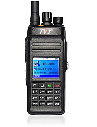 TYT MD398 10W IP67  DMR Digital Walkie Talkie Waterproof UHF 400-470MHz Portable Radio