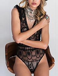 Для женщин Секси Винтаж Простое Для вечеринок Для клуба Праздник Комбинезоны,Со стандартной талией ТонкиеСексуальные платья Праздник Мода